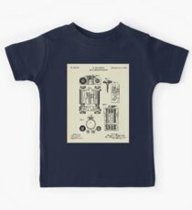 Art of Compiling Statistics-1889 Kids Tee