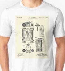 Art of Compiling Statistics-1889 Unisex T-Shirt