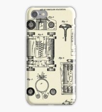 Art of Compiling Statistics-1889 iPhone Case/Skin