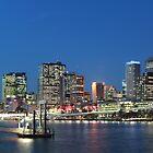 Brisbane City by Cassie Robinson