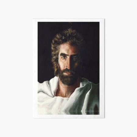 Prince Of Peace Gift For Home Framed  Art Board Print