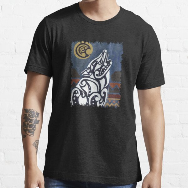 Legend of the White Wolf Essential T-Shirt