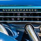 Blue Super-Charged by eegibson