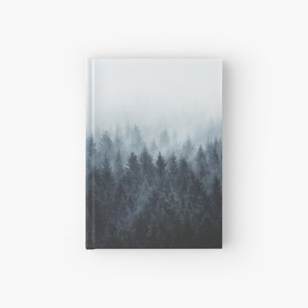 High And Low Hardcover Journal
