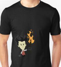 Don't Starve Wilson Slim Fit T-Shirt