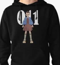 Sudadera con capucha Stranger Things -  Eleven