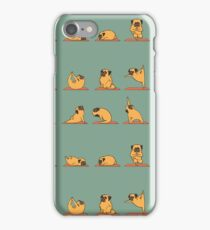 Pug Yoga iPhone Case/Skin