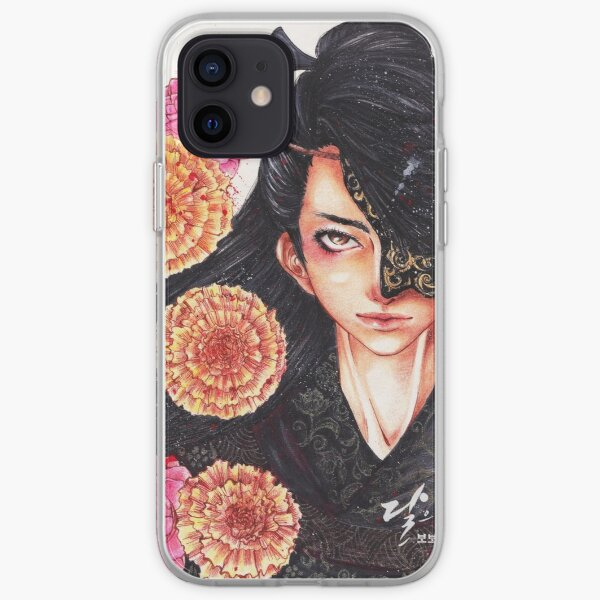 the cursed flowers. iPhone Soft Case