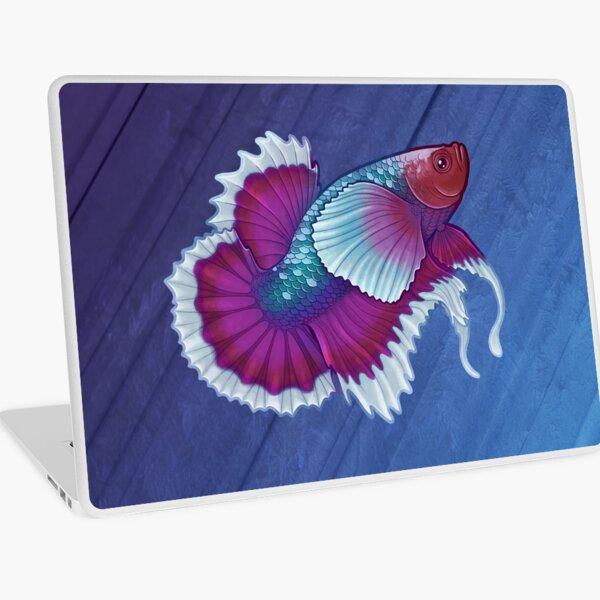 Butterfly Betta Laptop Skin