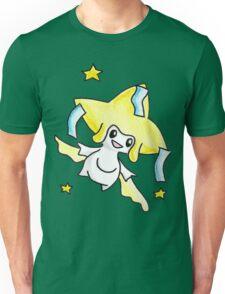 Jirachi Watercolour Unisex T-Shirt