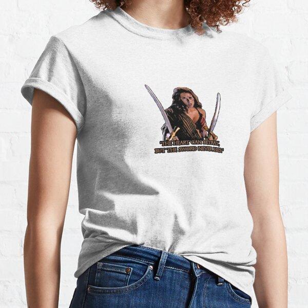 Eva, das Schwert lügt nie Classic T-Shirt