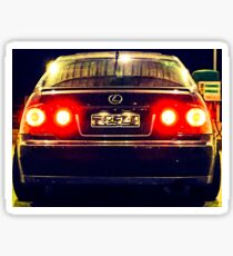 Lexus Toyota IS200/IS300/Altezza Sticker