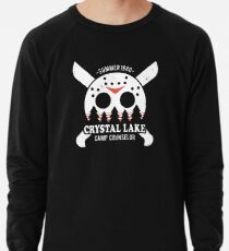 cab6eb7d618 ... Friday 13th Unisex T-Shirt. Camp Crystal Lake Counselor Lightweight  Sweatshirt