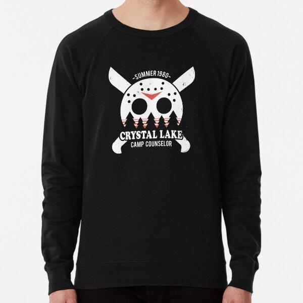 Camp Crystal Lake Counselor Lightweight Sweatshirt
