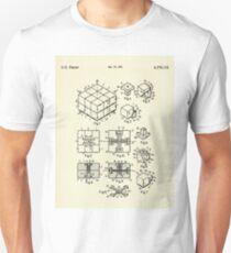 Rubik's Cube-1983 T-Shirt