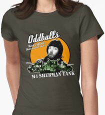 Oddball : Kelly's Heroes Women's Fitted T-Shirt