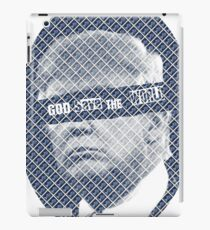 God Save the World iPad Case/Skin