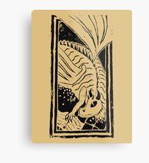 Dragon Hoard Metal Print