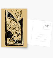 Dragon Hoard Postcards