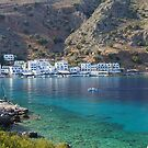Loutro - A Haven by Francis Drake