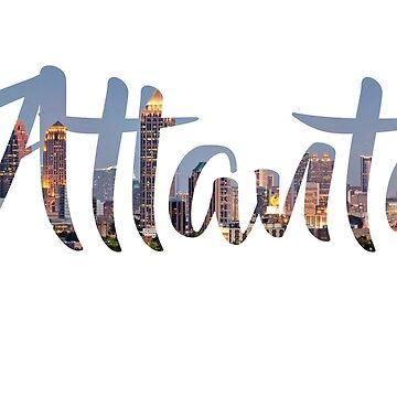 Atlanta  by daburrows