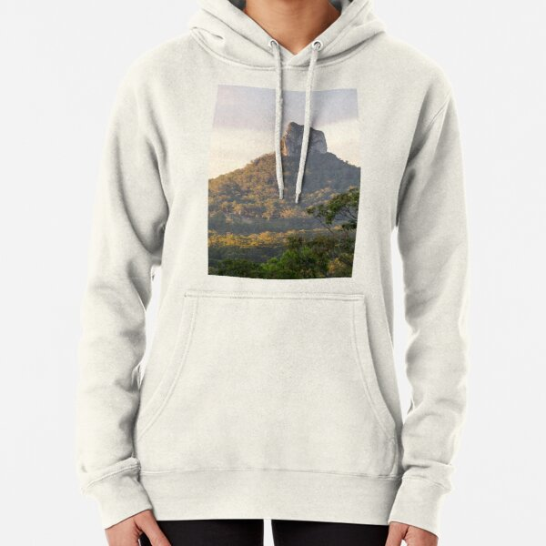 Glasshouse Mountains Pullover Hoodie