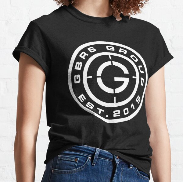 GBRS Group - White Classic T-Shirt