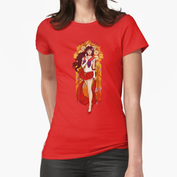 Spirit of Fire Fitted T-Shirt