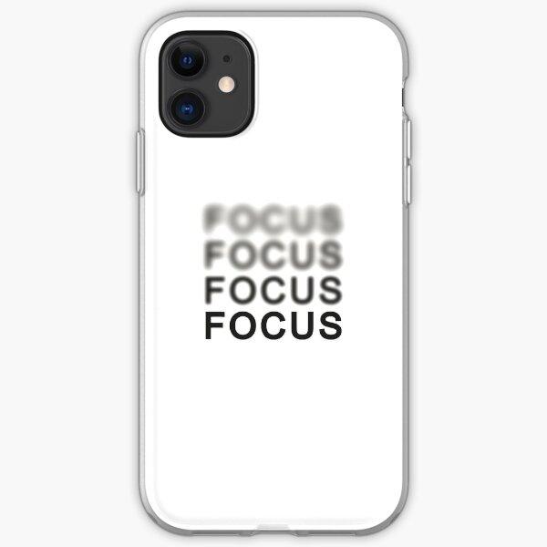 Focus iPhone Soft Case