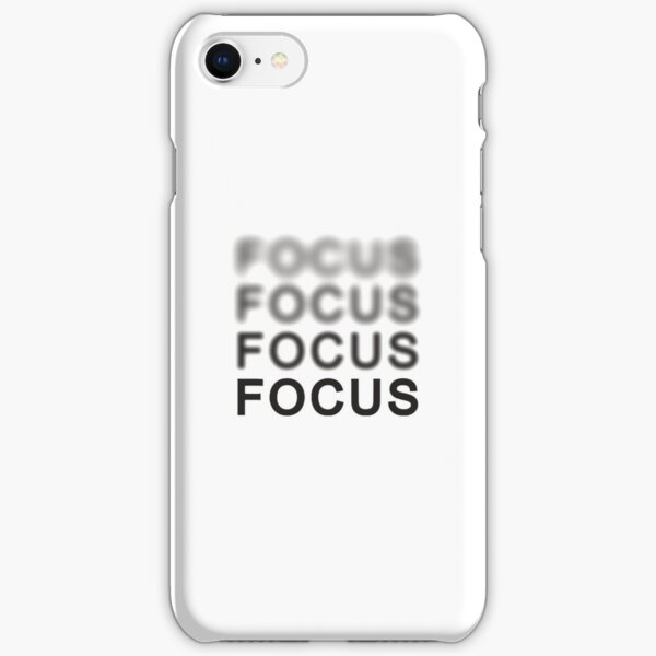 Focus iPhone Snap Case
