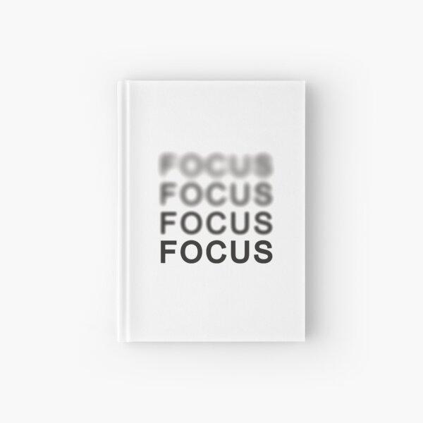 Focus Hardcover Journal