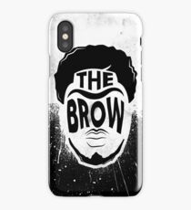The Brow iPhone Case/Skin