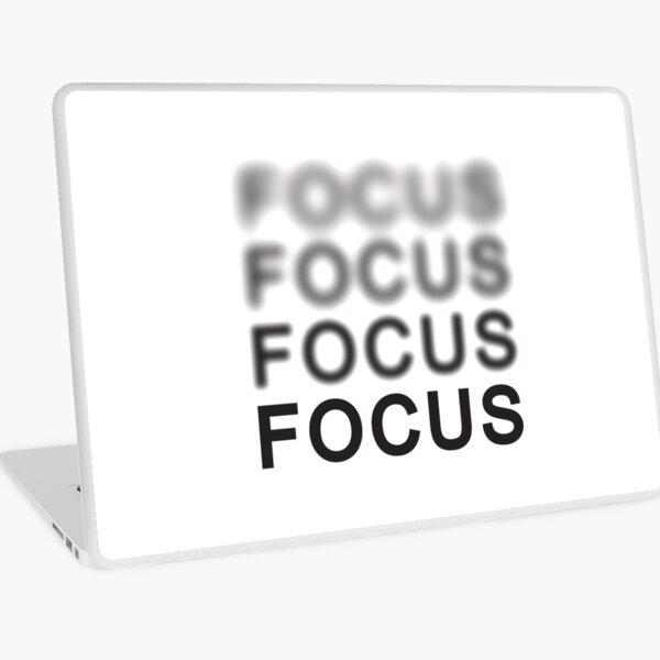 Focus Laptop Skin