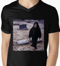 Crystal Castles Men's V-Neck T-Shirt