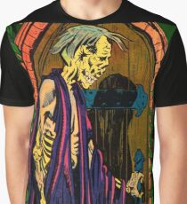 Zombie at the door Graphic T-Shirt