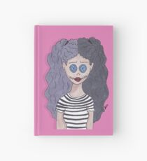 Button Eyed Girl 3 Hardcover Journal