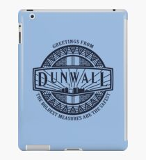 Greetings from Dunwall (dark) iPad Case/Skin