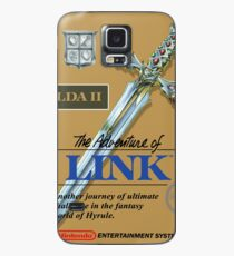 Die Legende von Zelda 2: Das Abenteuer von Link Hülle & Klebefolie für Samsung Galaxy