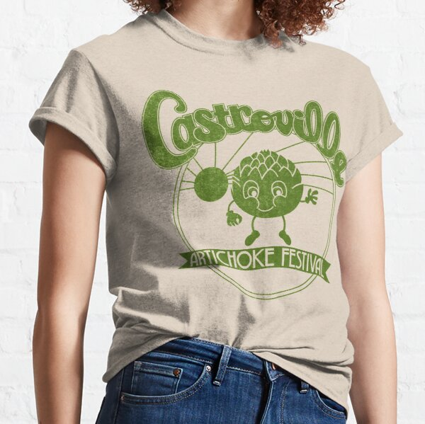 Strange Artichoke Classic T-Shirt