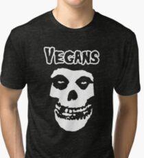 VEGAN MISFIT Tri-blend T-Shirt