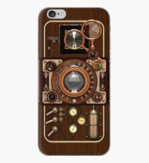 Stilvolle Steampunk Vintage Kamera (TLR) No.1 Steampunk Phone Cases iPhone-Hülle & Cover