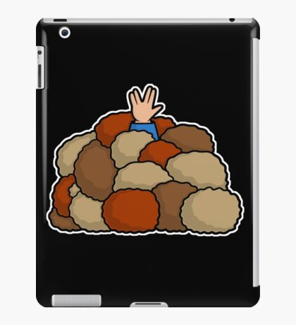 Trouble iPad Case/Skin