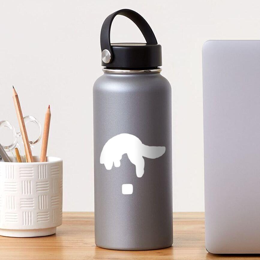 fox - Animal Theme Design Suitable for Men and Women Sticker