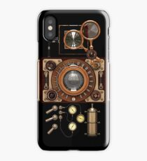 Vintage Steampunk Camera #2A Steampunk phone cases iPhone Case/Skin