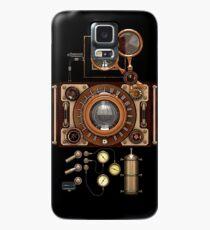 Funda/vinilo para Samsung Galaxy Estuches para el teléfono Steampunk Camera # 2A Vintage Steampunk
