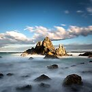 Afternoon at Camel rock by David Haworth