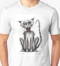Eddie the cat Unisex T-Shirt