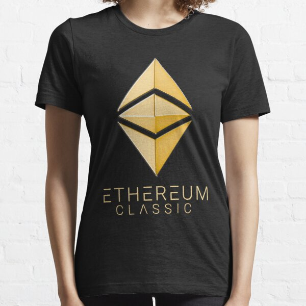 Ethereum Classic simple (gold) Essential T-Shirt
