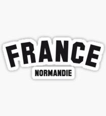 FRANCE NORMANDIE Sticker