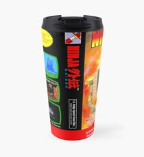 Ninja Gaiden Travel Mug